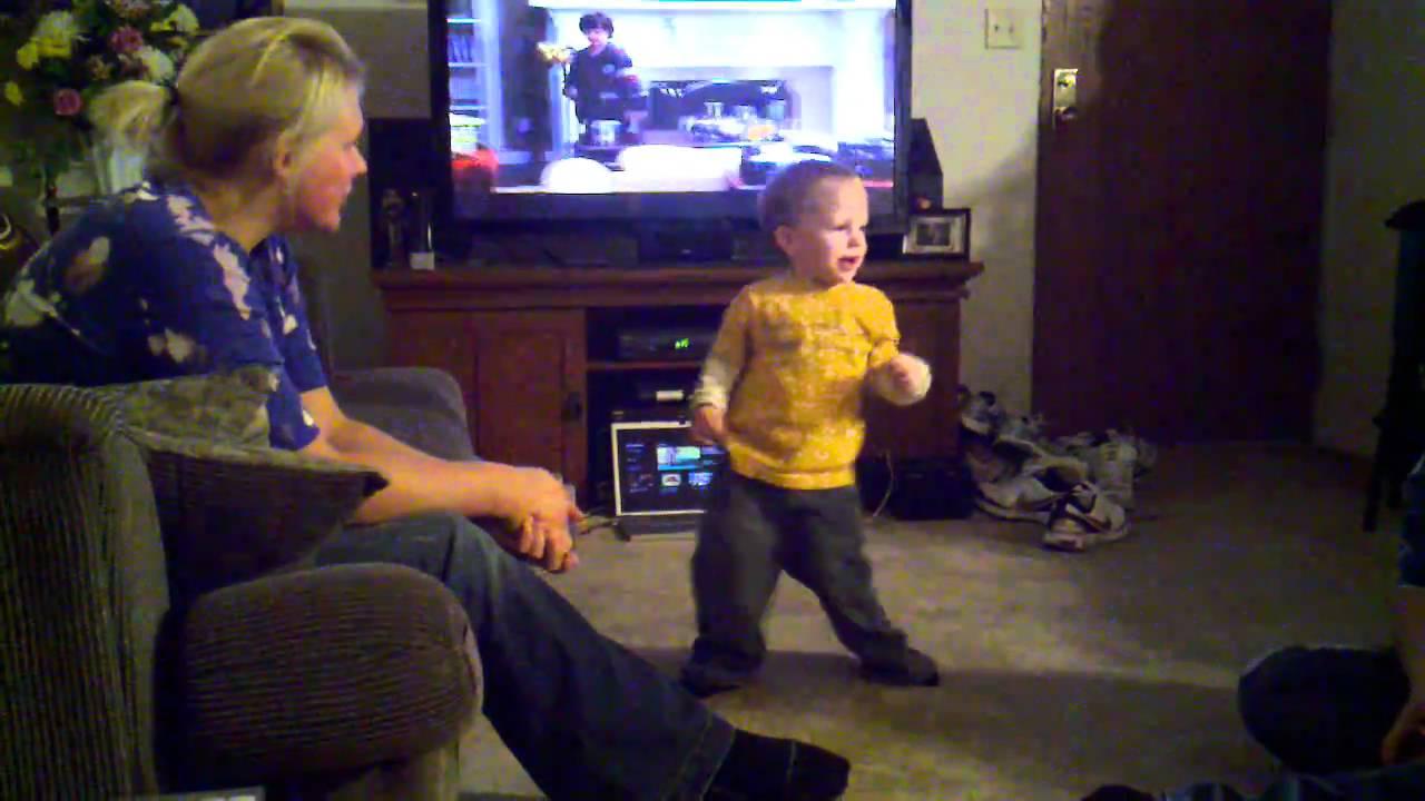 Motown baby dance - YouTube