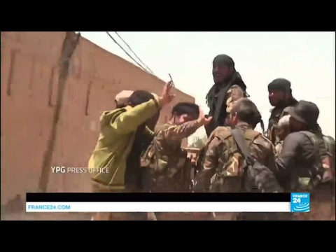 Syria: Syrian Democratic Forces advance into Northern Raqqa outskirts