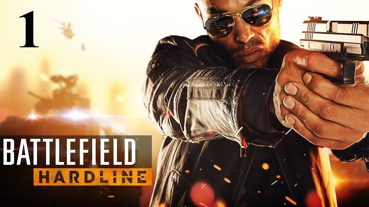 battlefield hardline 2015 прохождение видео