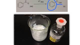 S5 preparation of benzoic acid