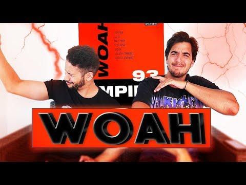 PREMIERE ECOUTE - Sofiane - Woah (Feat. Kalash Criminel, Vald, Soolking...)