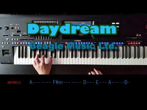 Daydream-Beagle Music Ltd., Cover, Eingespielt auf Yamaha Genos