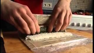 Как приготовить Роллы Калифорния рецепт японской еды(, 2014-09-12T21:58:18.000Z)