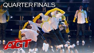 ChapKidz Delivers INCREDIBLE Dance on AGT - America's Got Talent 2021