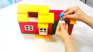 Большая Ферма Lego Duplo - самоделки 2