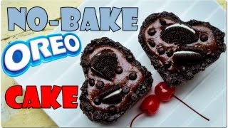 Thumbnail of Sajian Dessert Simple Tanpa Oven: No-Bake Oreo Cake