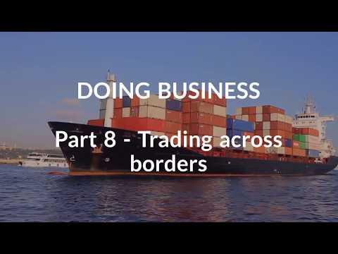 Doing Business 2017_ Part 8: Trading across borders