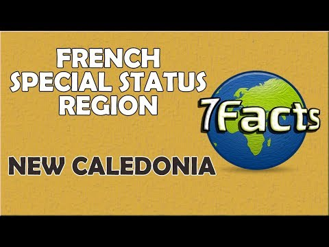 7 Facts about New Caledonia