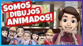 Daniel El Travieso - SOMOS CARICATURAS ANIMADAS!!!