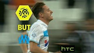 But Florian THAUVIN (46') / Olympique de Marseille - AS Nancy Lorraine (3-0) -  / 2016-17