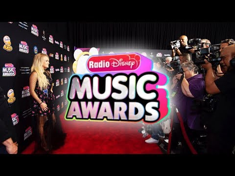 Radio Disney Music Awards 2018 - Red Carpet Arrivals & Interviews