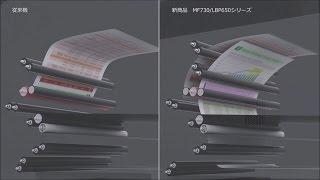 Satera LBP650/MF730シリーズ 「高速両面プリント」説明動画【キヤノン公式】