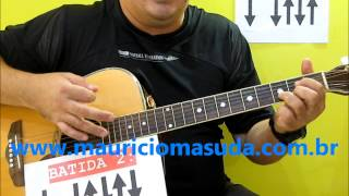 By My Side - INXS (AULA DE VIOLÃO)  Guitar Lesson ( MAURÍCIO MASUDA)