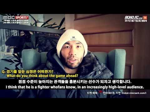 XIAOMI ROAD FC 036 FUKUDA RIKI INTERVIEW