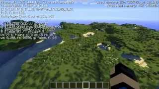 Minecraft gtx 970 test / shaders test / maximum and minimum settings 2000 FPS
