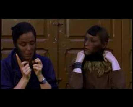Girls wearing pantyhose mask