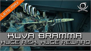 Kuva Bramma - HUGE risk, HUGE reward!! | Warframe