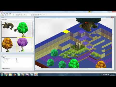 Isometric Tile Editor For Future RPG (WIP)