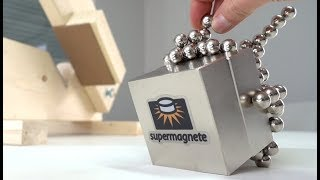 Separating Strong Neodymium Magnets | Magnetic Games