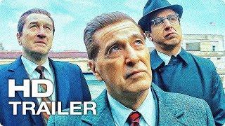 ИРЛАНДЕЦ Русский Трейлер #2 (Озвучка Кубик В Кубе, 2019) Роберт Де Ниро, Аль Пачино Netflix Movie HD