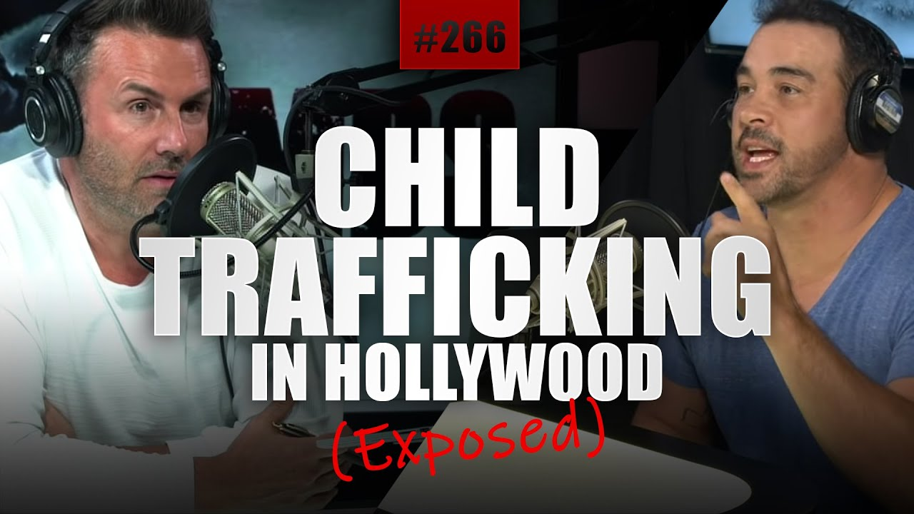 Heavyweight Boxer Blows Whistle On Child Trafficking. Dropping Bombs (Ep 266) | David Nino Rodriguez