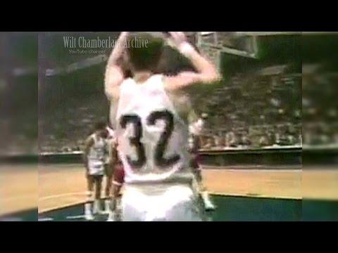 Billy Cunningham 10pts, 5reb, 3a, 2blk (1969 NBA ASG Full Highlights)