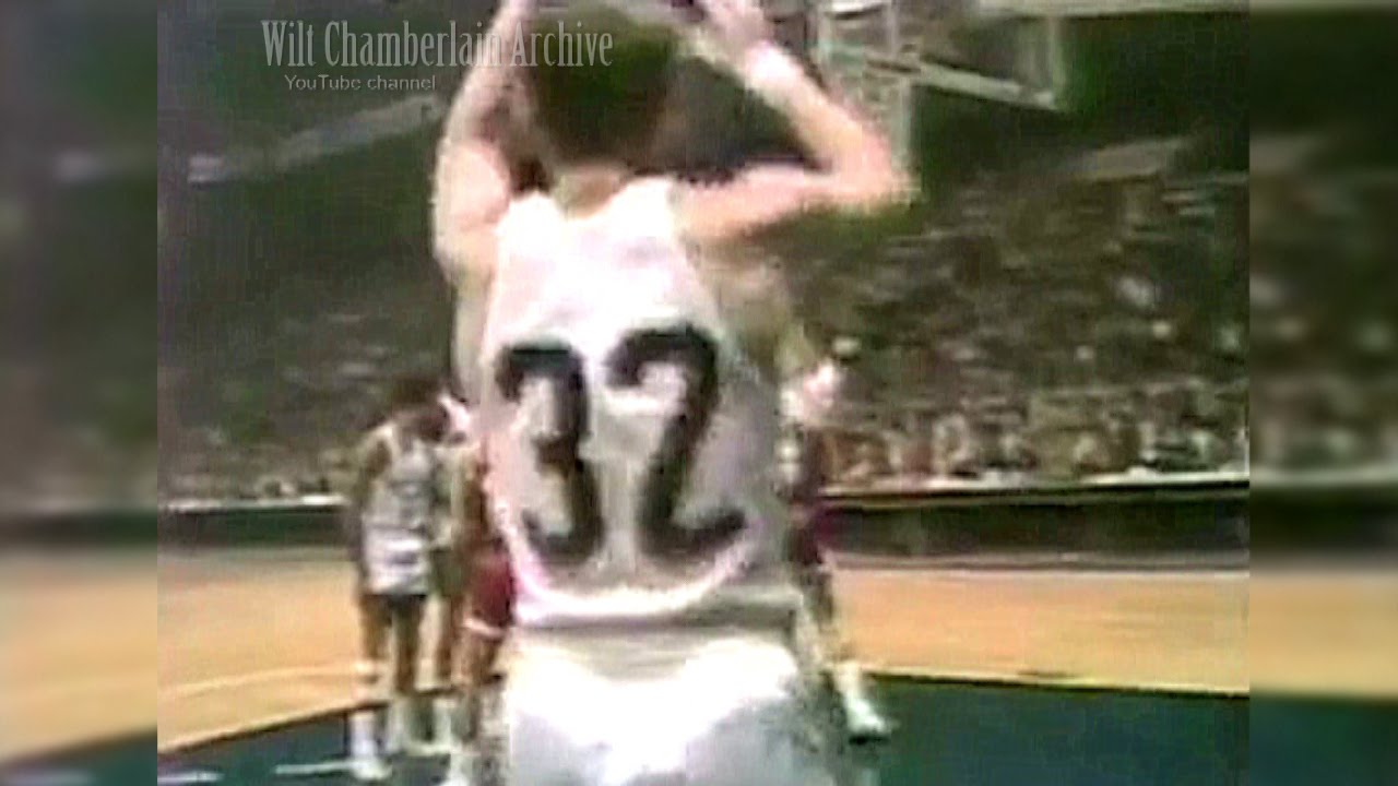 Billy Cunningham 10pts 5reb 3a 2blk 1969 NBA ASG Full