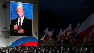 Что Путин говорил о Крыме? Хронология заявлений