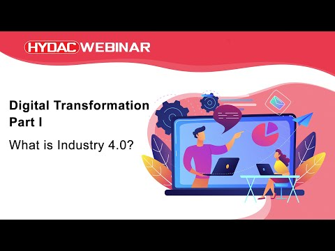 Digital Transformation Part 1: What Is Industry 4.0?