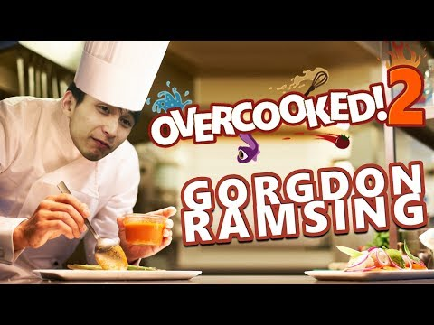 GORDON RAMSING RECIPES (SingSing Overcooked 2 Part 1)
