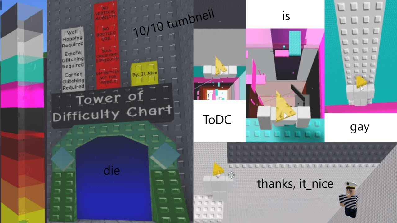 Jtoh Ring 1 Roblox Tower Of Keyboard Yeeting By Lexile Lem