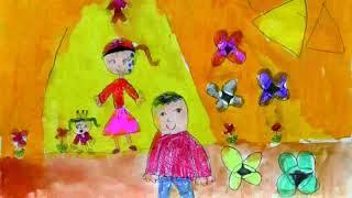 가시리 유채꽃축제그림그리기1