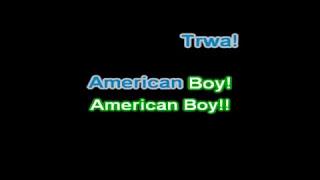Karaoke - Skaner - American Boy