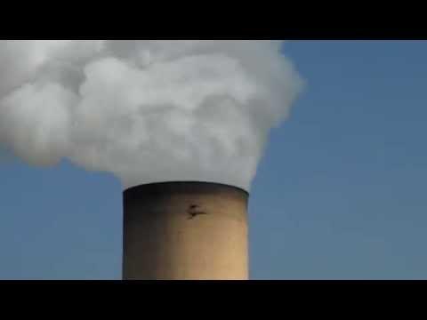 Smoke stack chimney