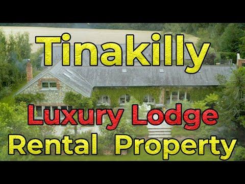 Luxury Rental Lodge Tinakilly: Wicklow