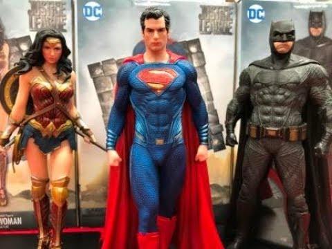ArtFX Figure Justice League Movie Superman