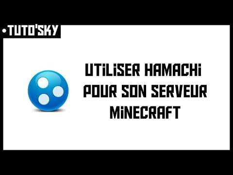 TUTO'SKY   Utiliser Hamachi Pour Son Serveur Minecraft (sans Ouvrir Ses Ports)