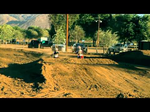 The NEW 2011 KTM 50 SXS Travel Video