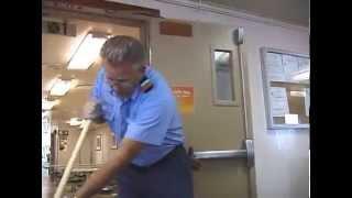 Working at Washington State Ferries