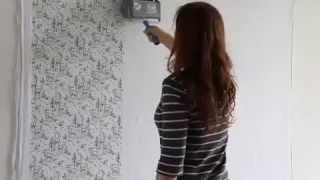 Kendinden Desenli Duvar Boyası Uygulamaları