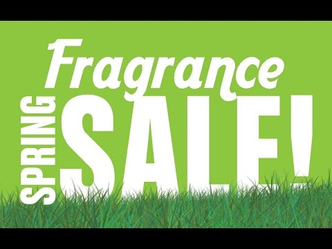 FRAGRANCE SPRING SALE EVENT! (Prices Below!)