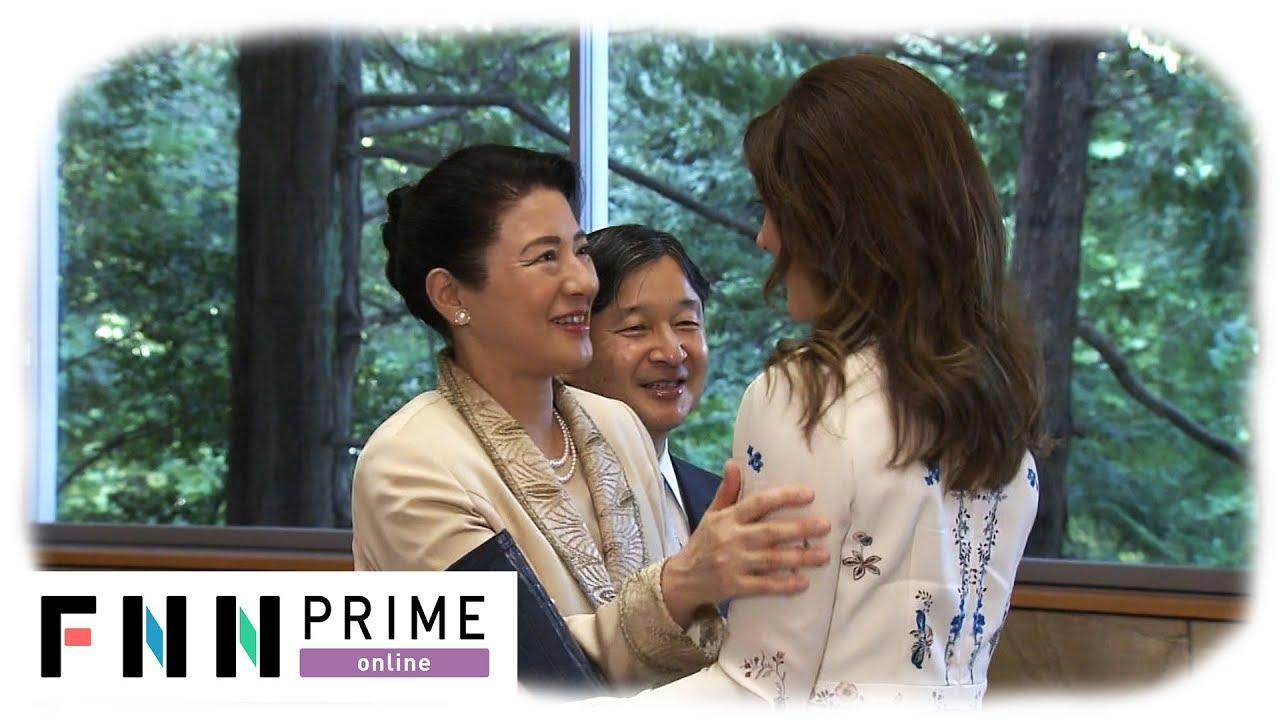 皇后・雅子さま ある表情が話題【はてな】 - YouTube