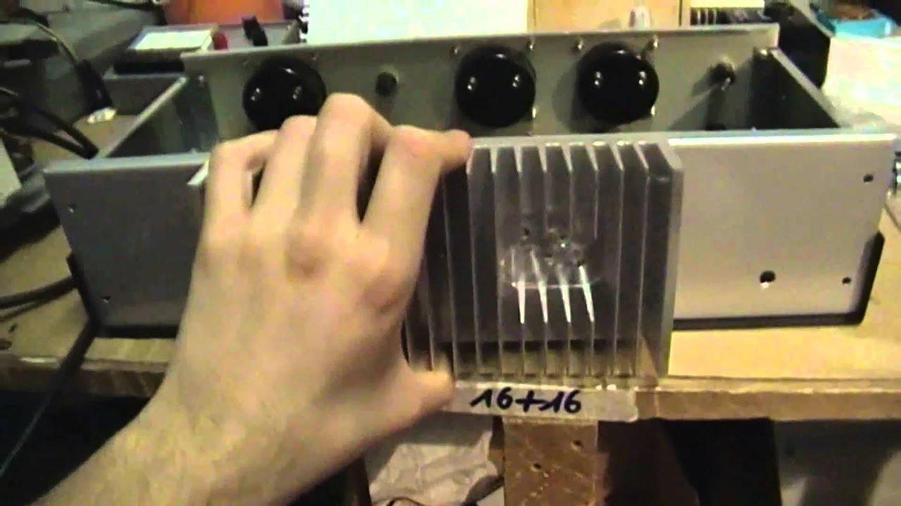 Schemi Elettrici Kit Nuova Elettronica : Alimentatore da v a con spinterogeno elettronico