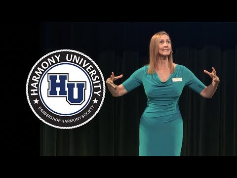HU General Session Series: Vocal Warm Up With Debra Lynn