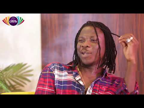 AJ Sarpong interviews Stonebwoy on Hall of Fame on Citi TV