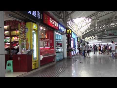 Chongqing North Station. 23/Aug/2014 重庆北站