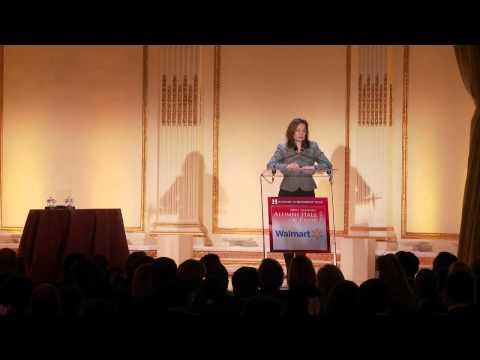Rosie Rios - HSF Alumni Hall Of Fame Acceptance Speech