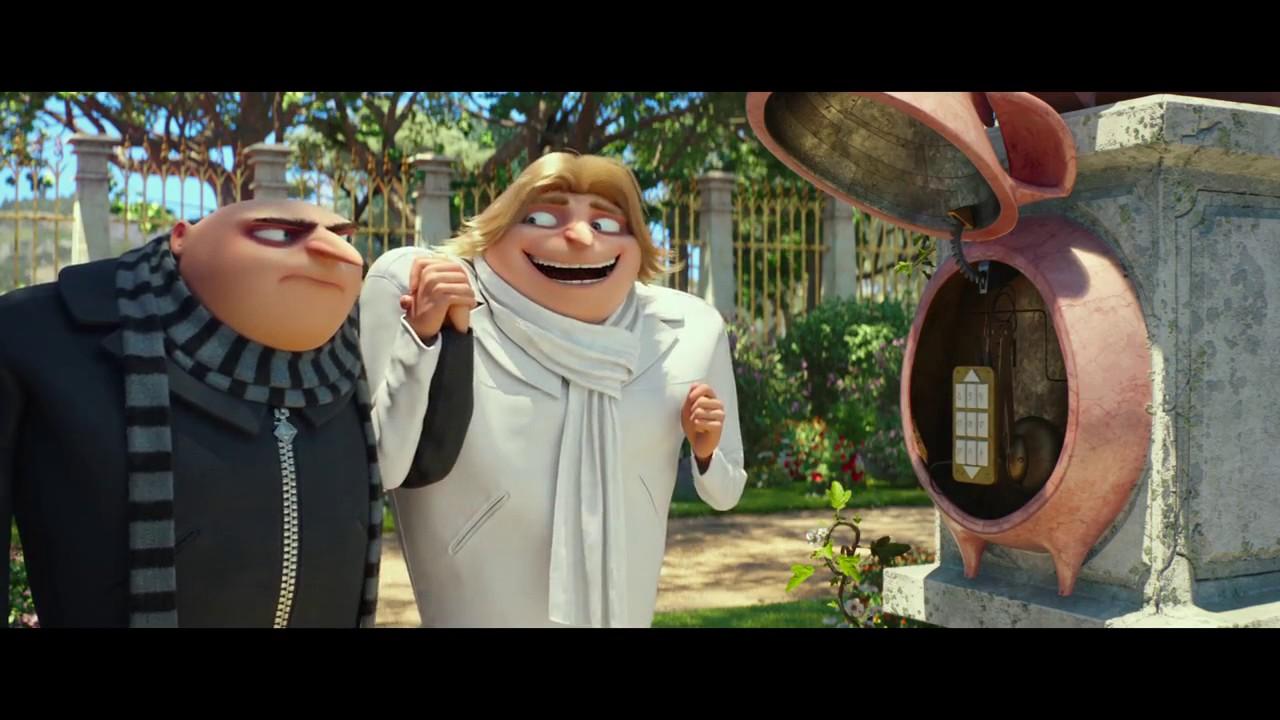 Despicable Me 3 trailer 2 dublat in romana