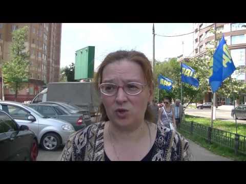 Встреча ЛДПР Мытищи и жителей Перловки