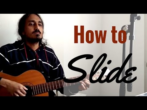 How to A R Rahman's Malargale Detailed on Guitar (+ Tab): Slide Mastery